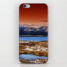 Red Sky iPhone & iPod Skin