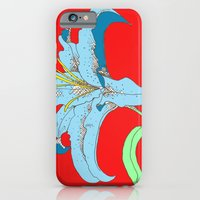 iPhone & iPod Case featuring Lily I by Libby Brown
