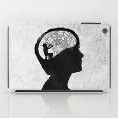 Musarañas (black and white) iPad Case