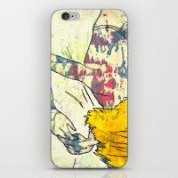 X-Girl. iPhone & iPod Skin