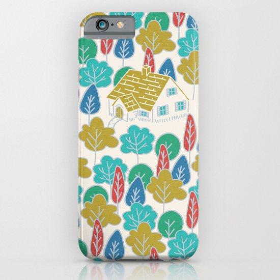 Happy Hermit iPhone & iPod Case