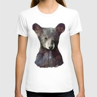 water T-shirts featuring Little Bear by Amy Hamilton