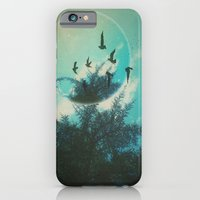 iPhone Cases featuring The Alternate by DuckyB (Brandi)