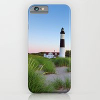 Big Sable Point Lighthouse - Ludington Michigan iPhone 6 Slim Case