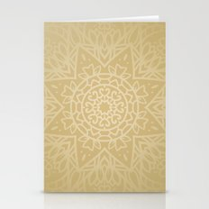 Abstract Mandala Flower … Stationery Cards