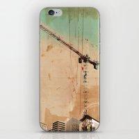 The Crane iPhone & iPod Skin