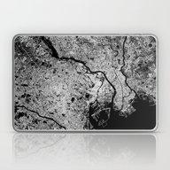 Tokyo Map Laptop & iPad Skin