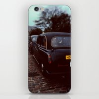 London Cab iPhone & iPod Skin
