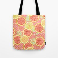 Fresh & Fruity Tote Bag