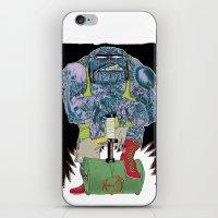 HAMMER TIME ! iPhone & iPod Skin