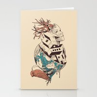 lost Stationery Cards featuring Lost by Norman Duenas