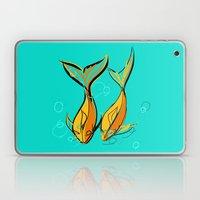 Goldphishes Laptop & iPad Skin