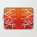 BLAZING TREES Laptop Sleeve