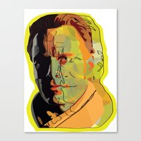 Fassy's bender Canvas Print