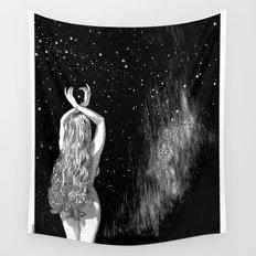 asc 604 - L'invocation à Vénus (Venus under the sky) Wall Tapestry