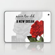 New Dream Laptop & iPad Skin