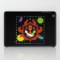 Splatoon - Game of Zones iPad Case