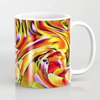 Twisted Tulips Mug
