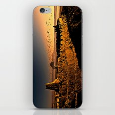 Sand Castle iPhone & iPod Skin