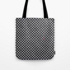 Polka Dots Walls Tote Bag