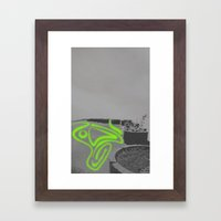 Endless Beds(1) Framed Art Print