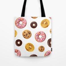 Donuts and Junk Tote Bag