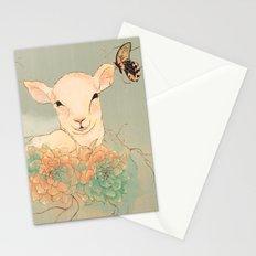 Lamb Stationery Cards
