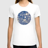 snow T-shirts featuring Snow by Loaded Light Photography