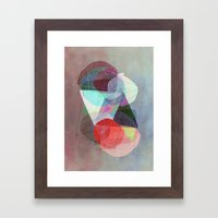 Graphic 117 Y Framed Art Print