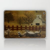 A Roll In The Hay Laptop & iPad Skin