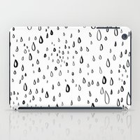 Droplets iPad Case