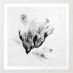 fingerprints 003 Art Print