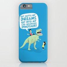 my car-nivorous dinosaur iPhone 6 Slim Case