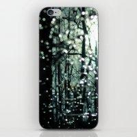 Blue Burns The Twilight iPhone & iPod Skin