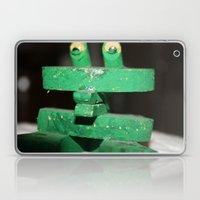 Clip Frog Laptop & iPad Skin