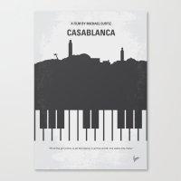 No192 My Casablanca Mini… Canvas Print