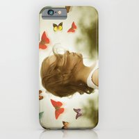 iPhone & iPod Case featuring free spirit by Sandra Arduini