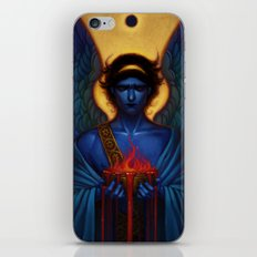 Angel (untitled) iPhone & iPod Skin