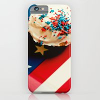 Happy Birthday USA iPhone 6 Slim Case
