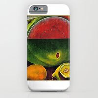iPhone & iPod Case featuring STROLLER by MichaelaM