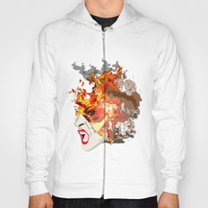 Fire- from World Elements Series Hoody