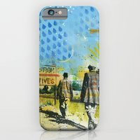 iPhone & iPod Case featuring Native by MATEO