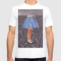Playing Field Mens Fitted Tee White SMALL