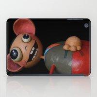 Zeca Favolas iPad Case