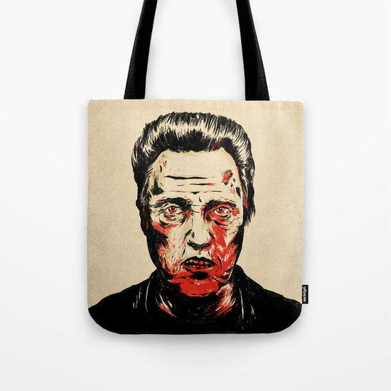 Walken Dead Tote Bag