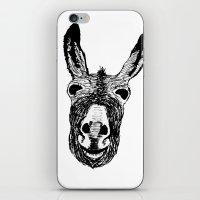 Wonky Donkey  iPhone & iPod Skin