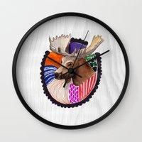 The Wild / Nr. 2 Wall Clock
