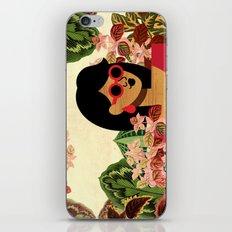 Bayou Girl I iPhone & iPod Skin