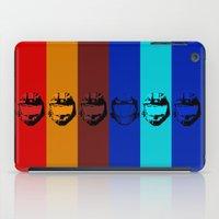 Red vs. Blue Team - Halo iPad Case
