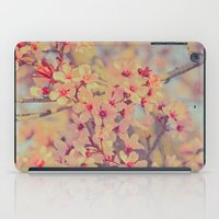 Vintage Blossoms - In Memory of Mackenzie iPad Case